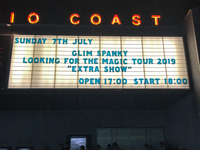 GLIM SPANKY LOOKING FOR THE MAGIC Tour 2019 EXTRA SHOW